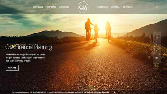 CJA Financial