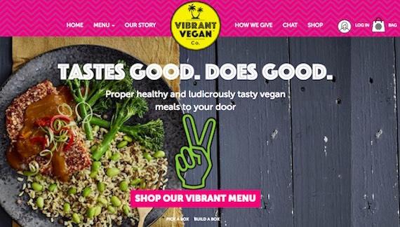 Vibrant Vegan final