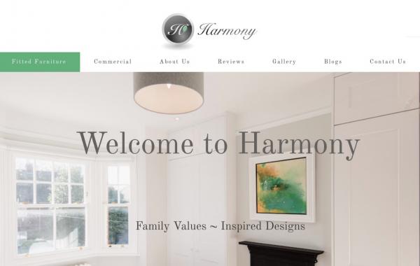Harmony Made to Measure