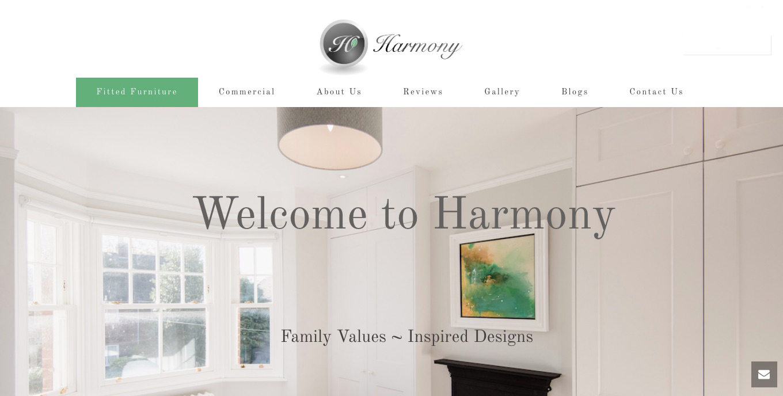 Harmony Made to Measure Final
