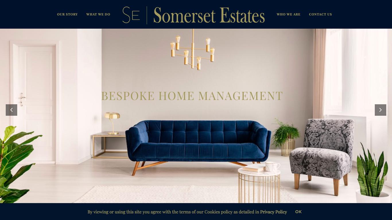 Somerset Estates Project