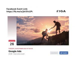 Google Ads Professional Events