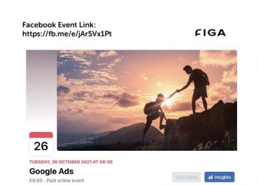 Google Ads Event